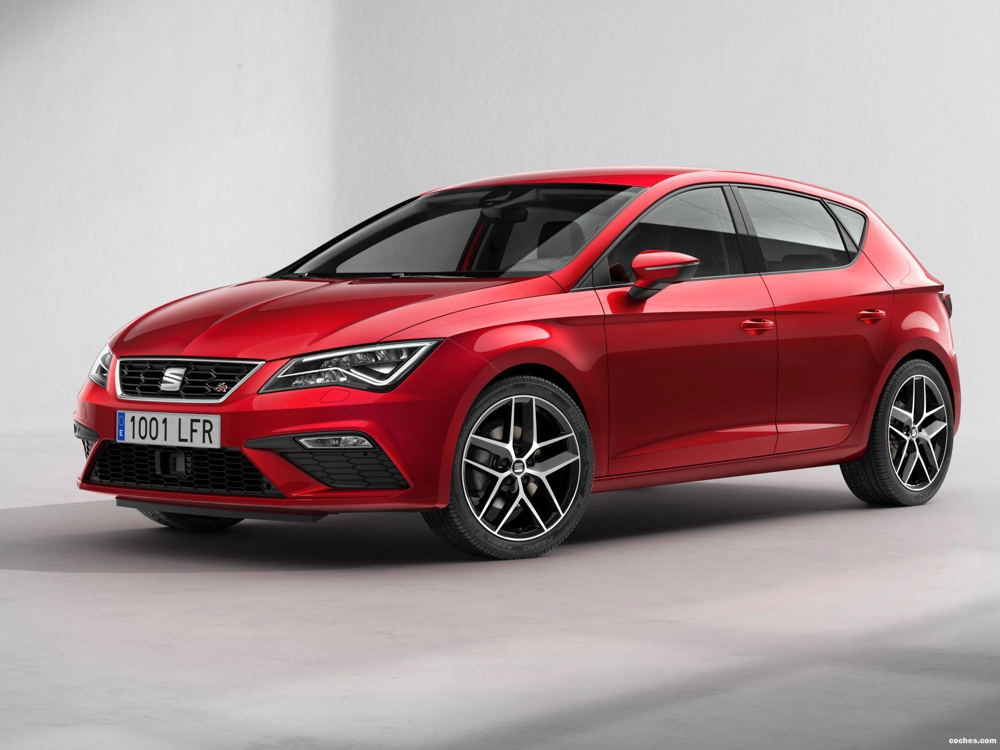 fotos de seat leon fr 2017. Black Bedroom Furniture Sets. Home Design Ideas
