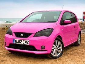 Ver foto 1 de Seat Mii Miinx UK 2012