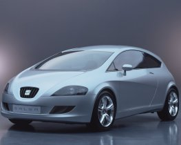 Ver foto 1 de Seat Salsa Concept 2003