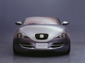 Ver foto 2 de Seat Tango Concept 2001