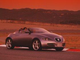 Ver foto 1 de Seat Tango Concept 2001