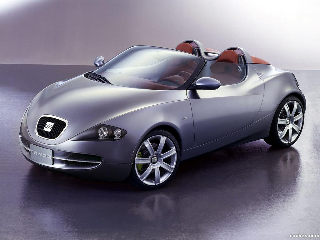 Foto 7 de Seat Tango Concept 2001