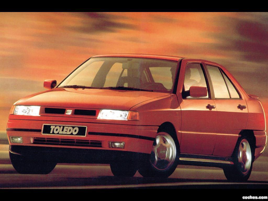 Foto 0 de Seat Toledo 1991