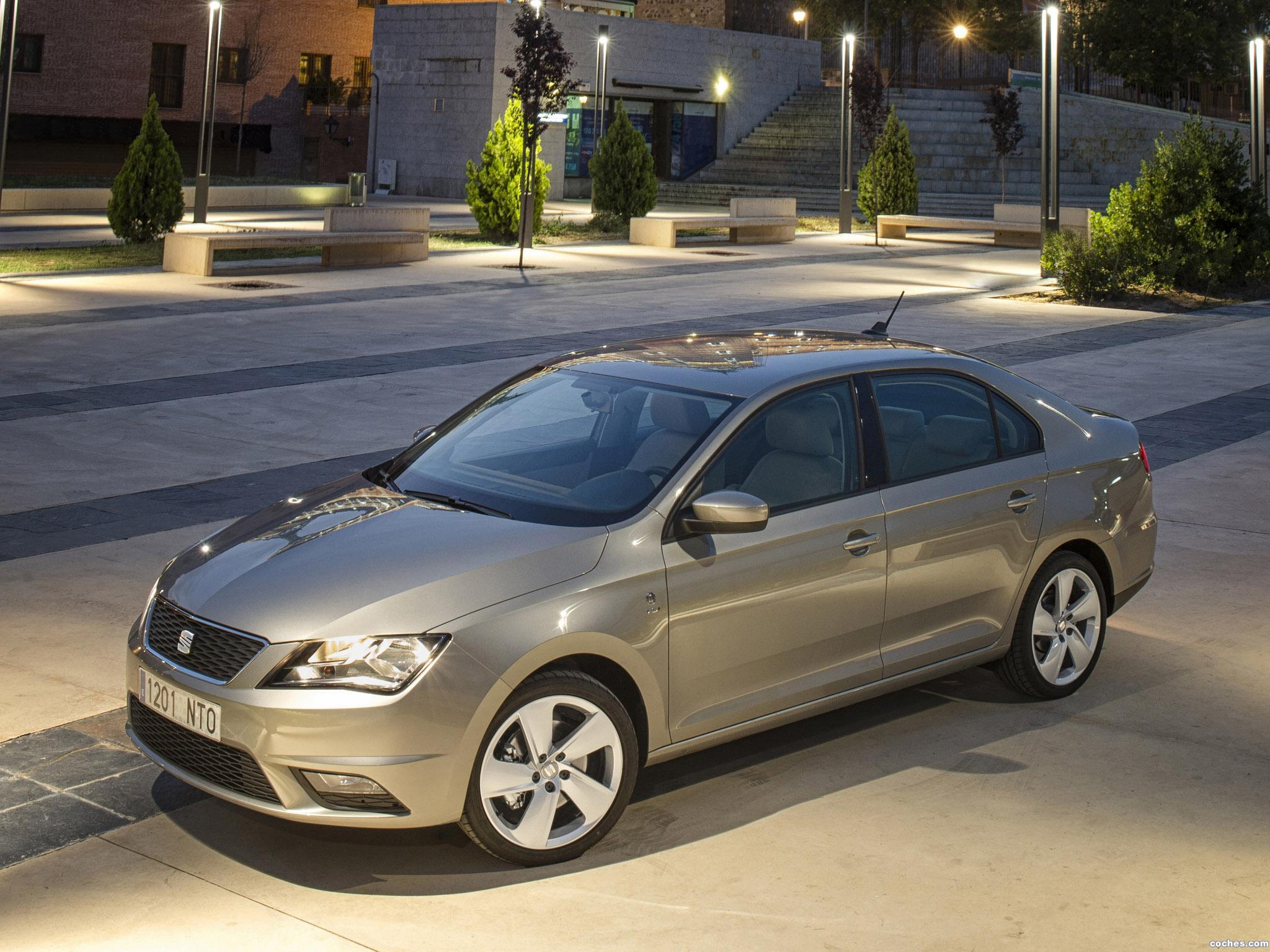 Foto 0 de Seat Toledo Ecomotive 2012
