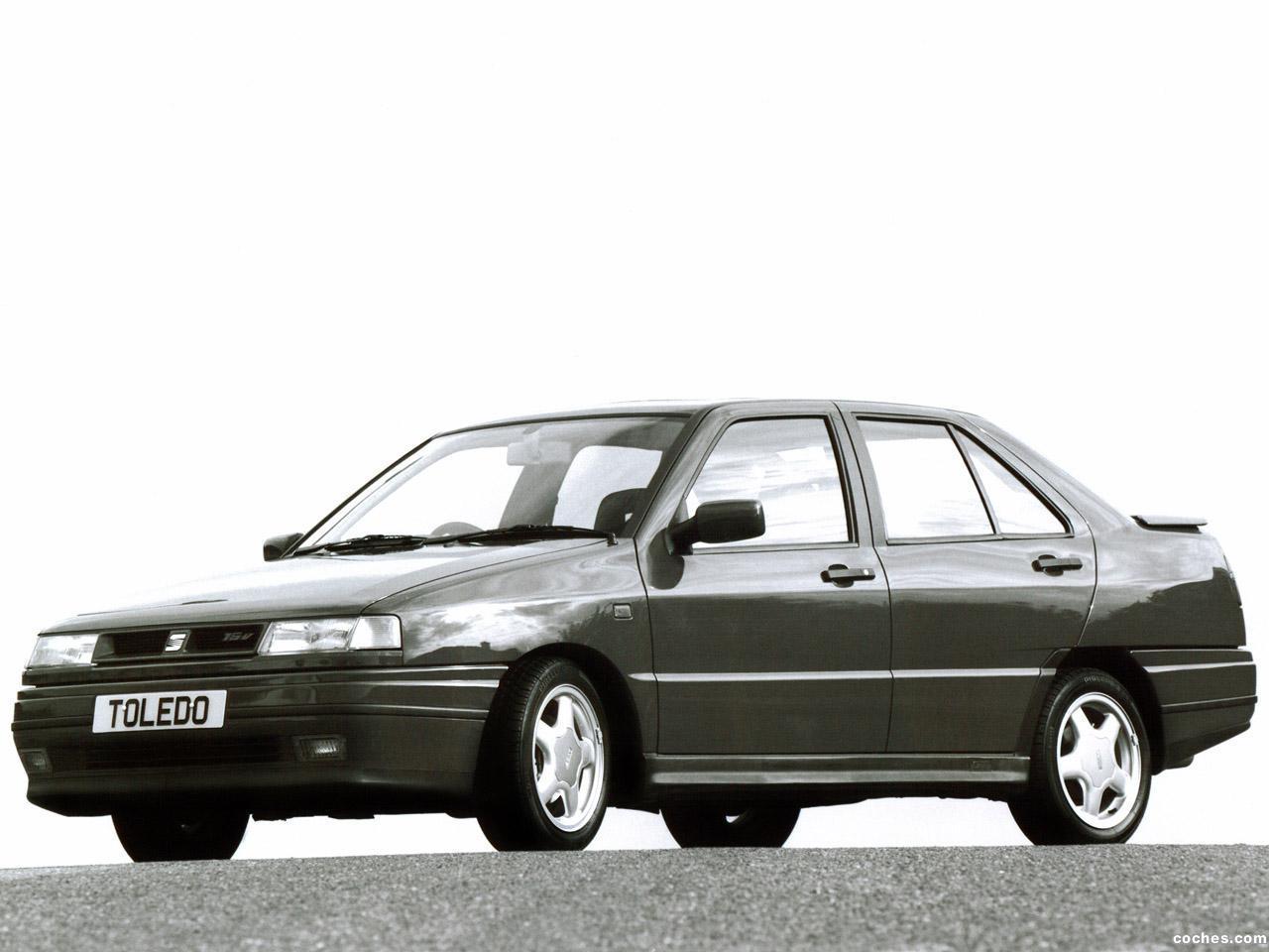 Foto 0 de Seat Toledo GTi UK 1991-1996