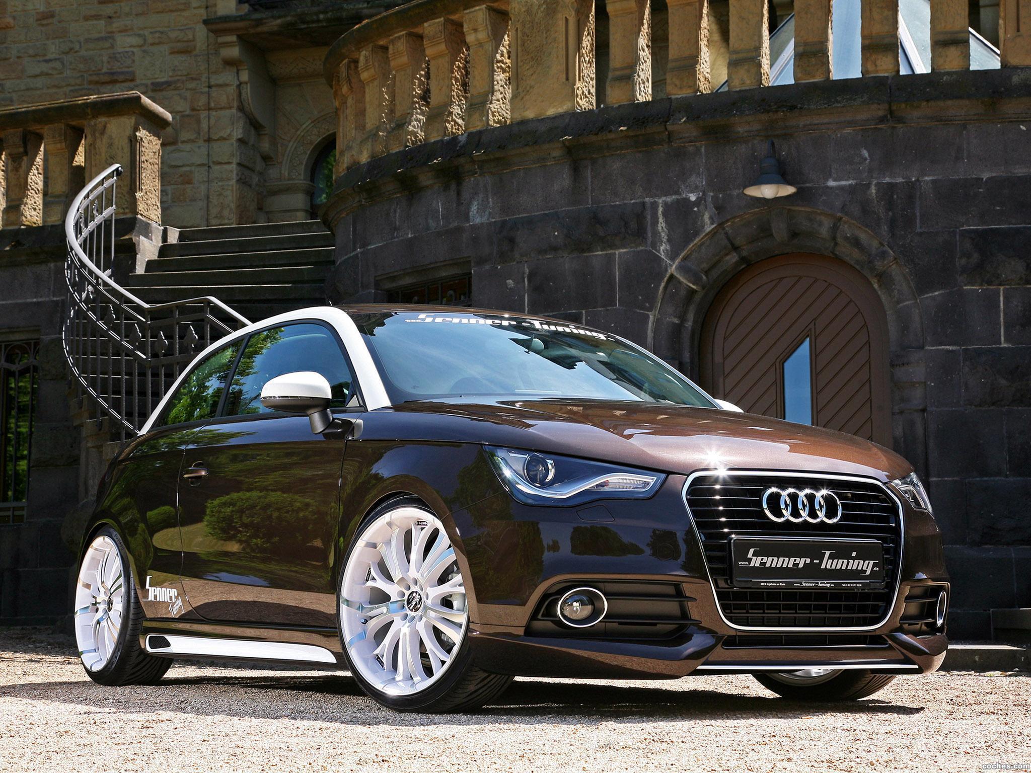 Foto 0 de Senner Audi A1 2011