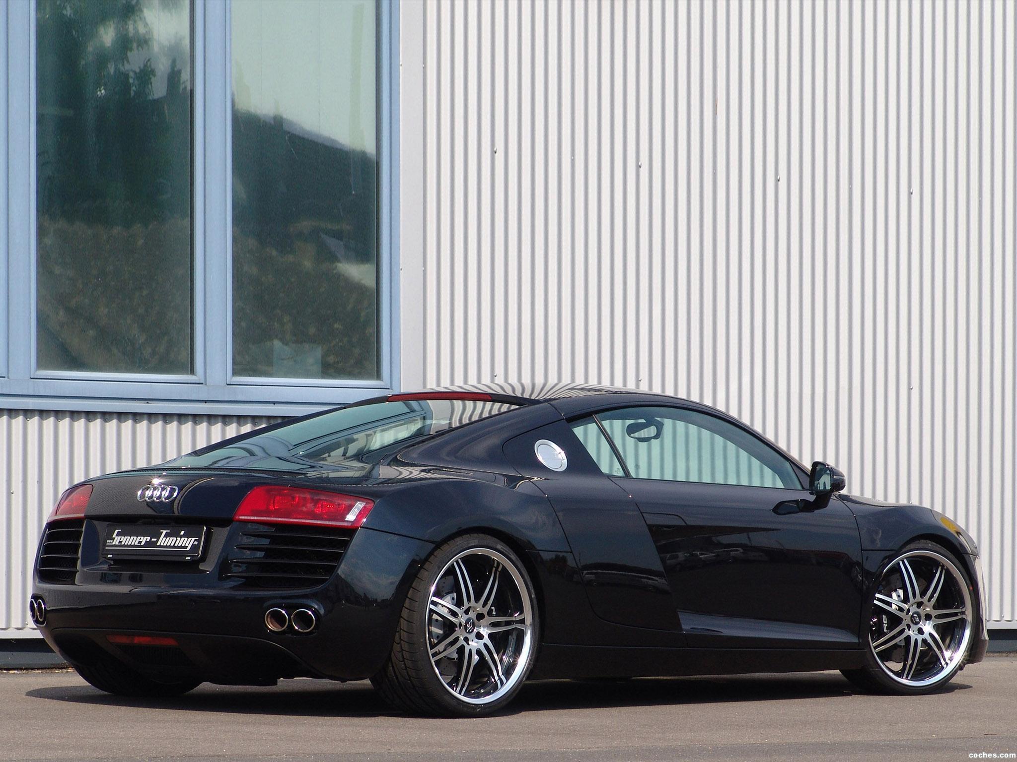 Foto 5 de Audi Senner R8 Super Sport Concept 2009
