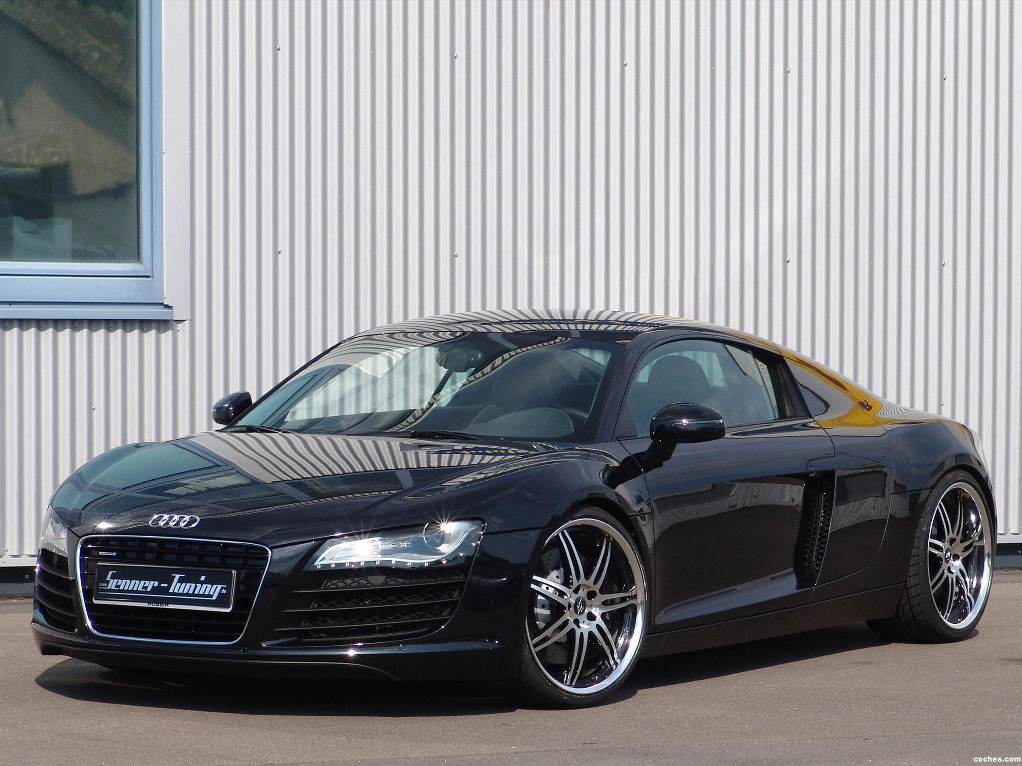 Foto 3 de Audi Senner R8 Super Sport Concept 2009