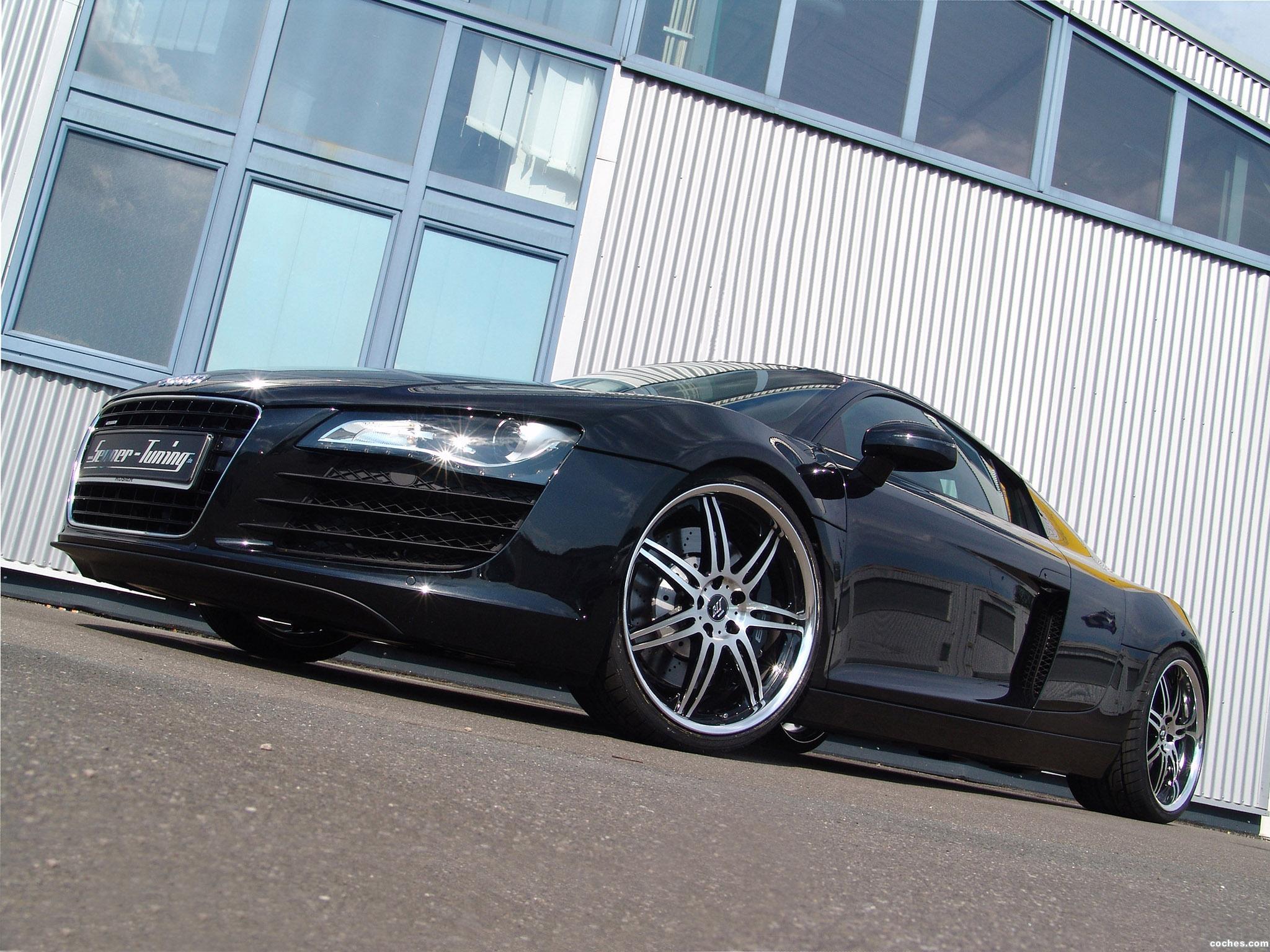 Foto 0 de Audi Senner R8 Super Sport Concept 2009