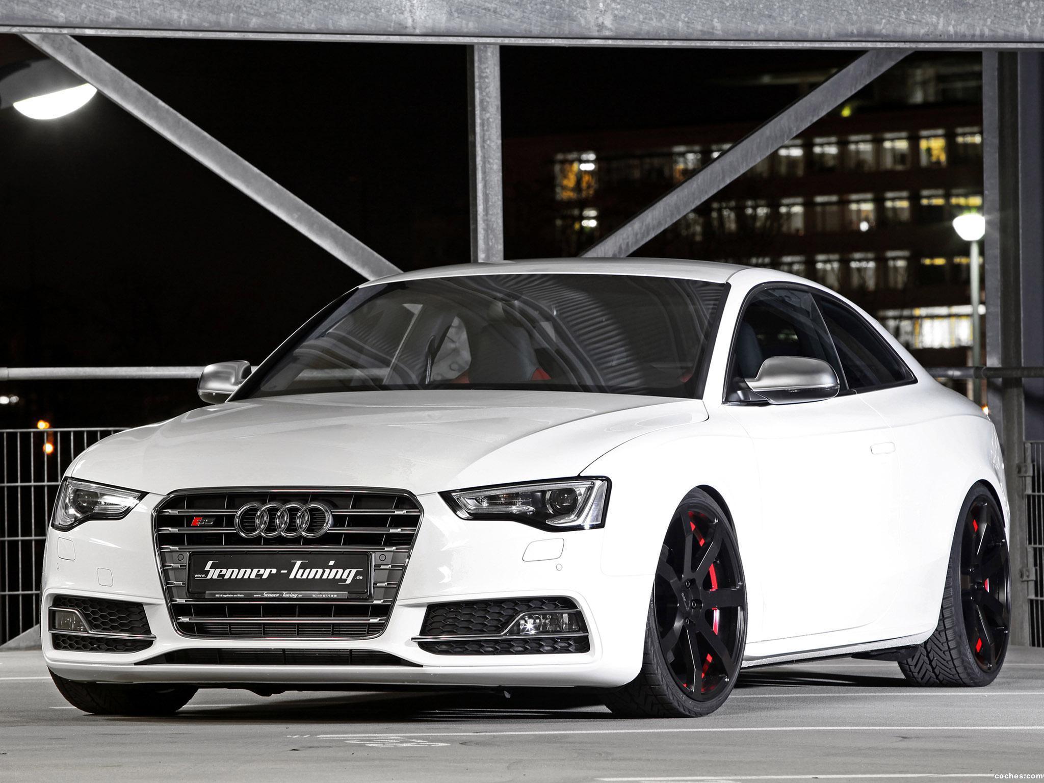 Foto 0 de Senner Audi S5 Coupe 2012