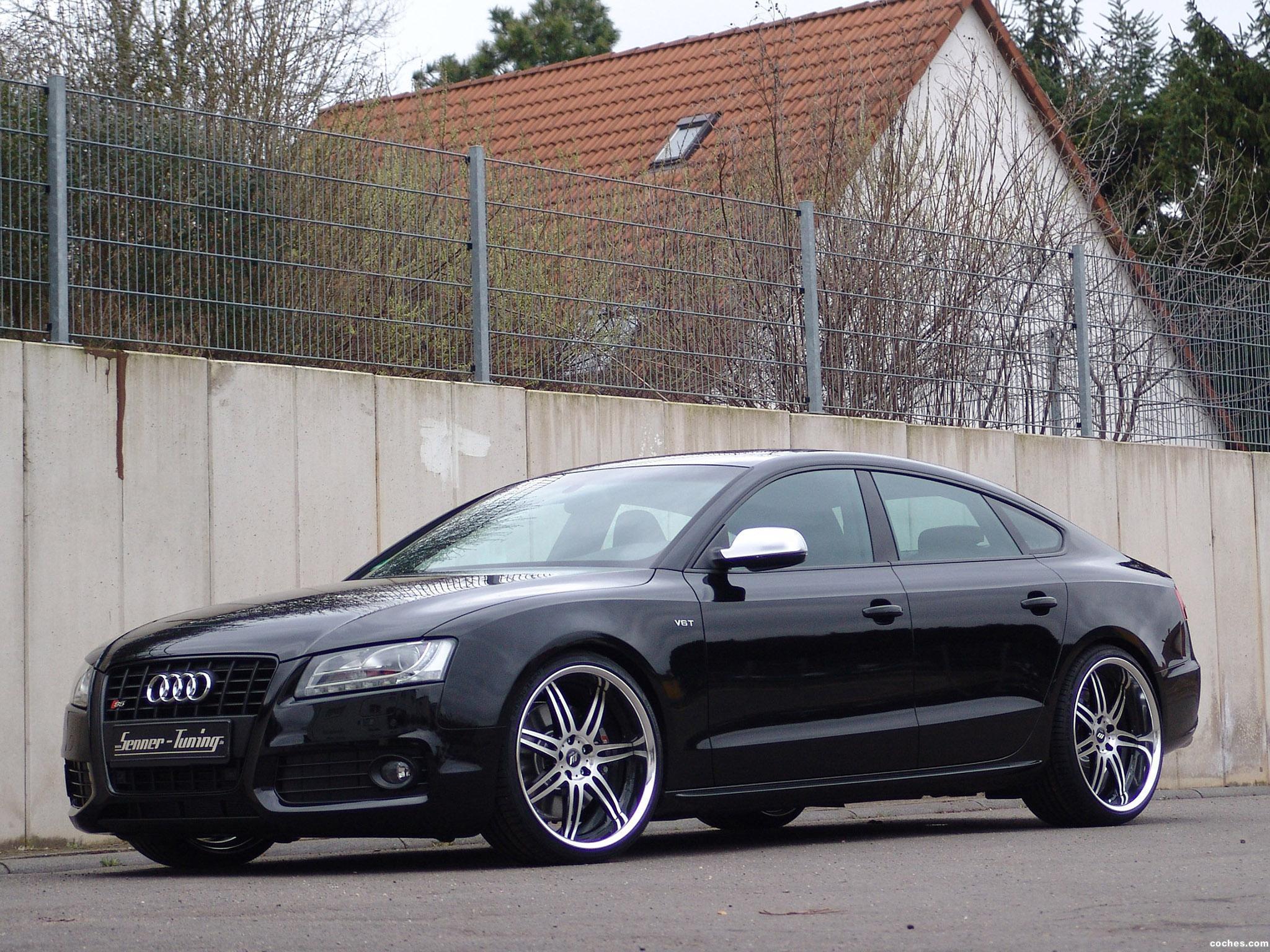 Foto 0 de Audi Senner S5 Sportback 2011