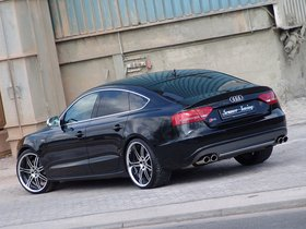 Ver foto 2 de Audi Senner S5 Sportsback 2010