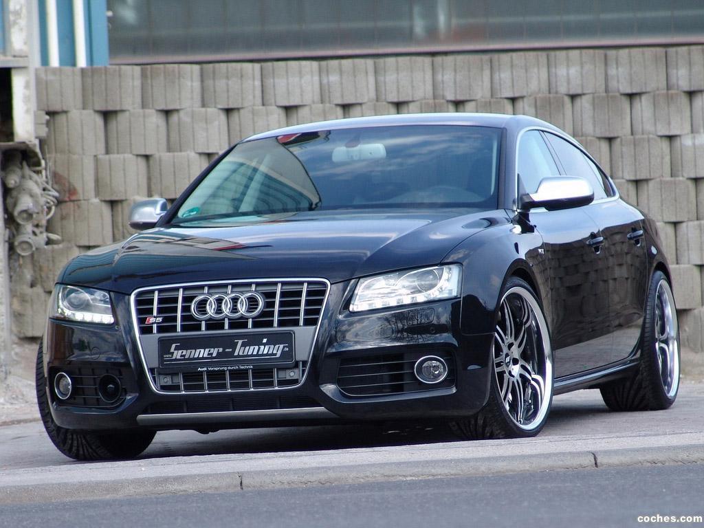 Foto 0 de Audi Senner S5 Sportsback 2010