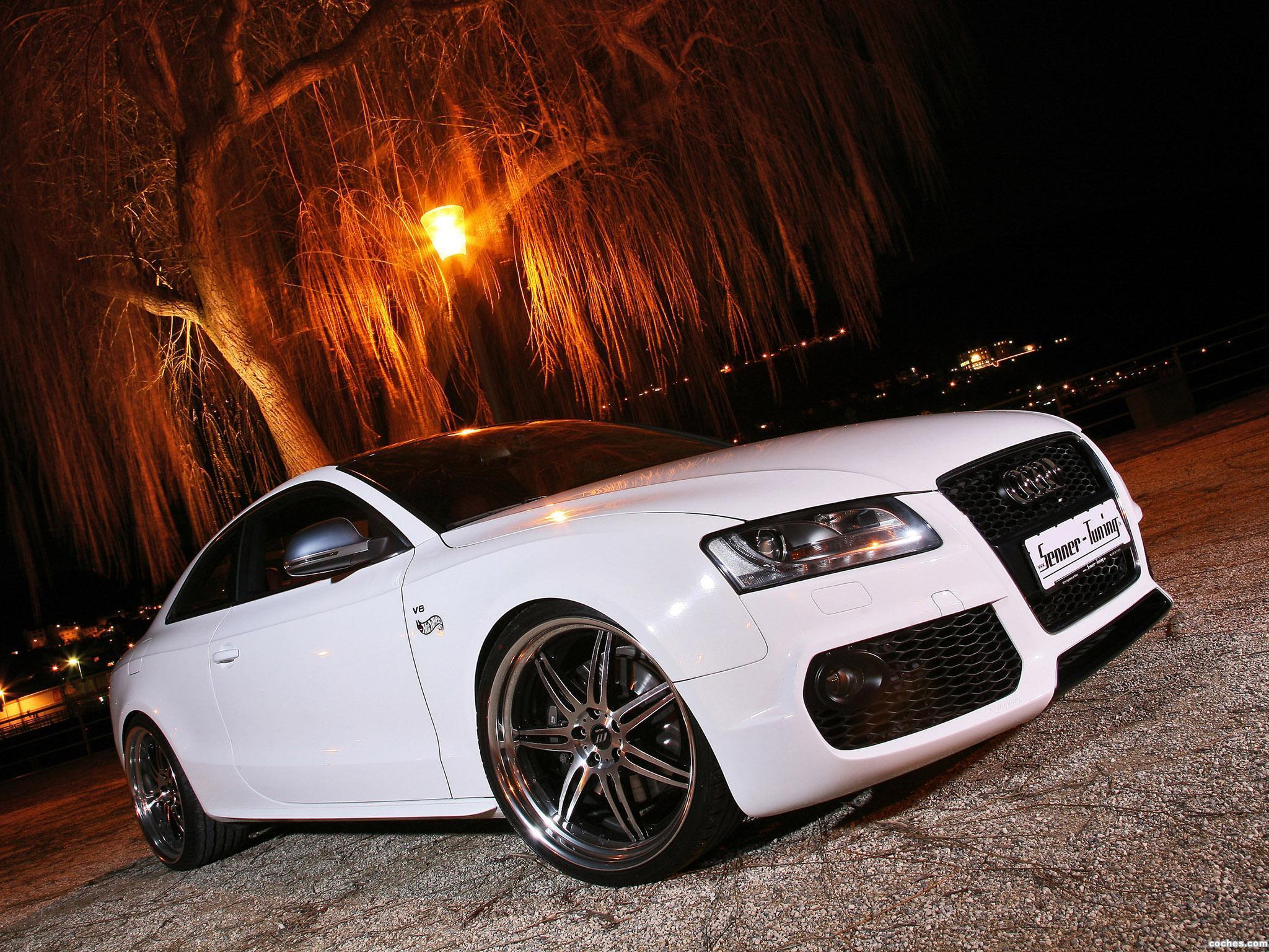 Foto 0 de Senner Audi S5 White Beast 2010