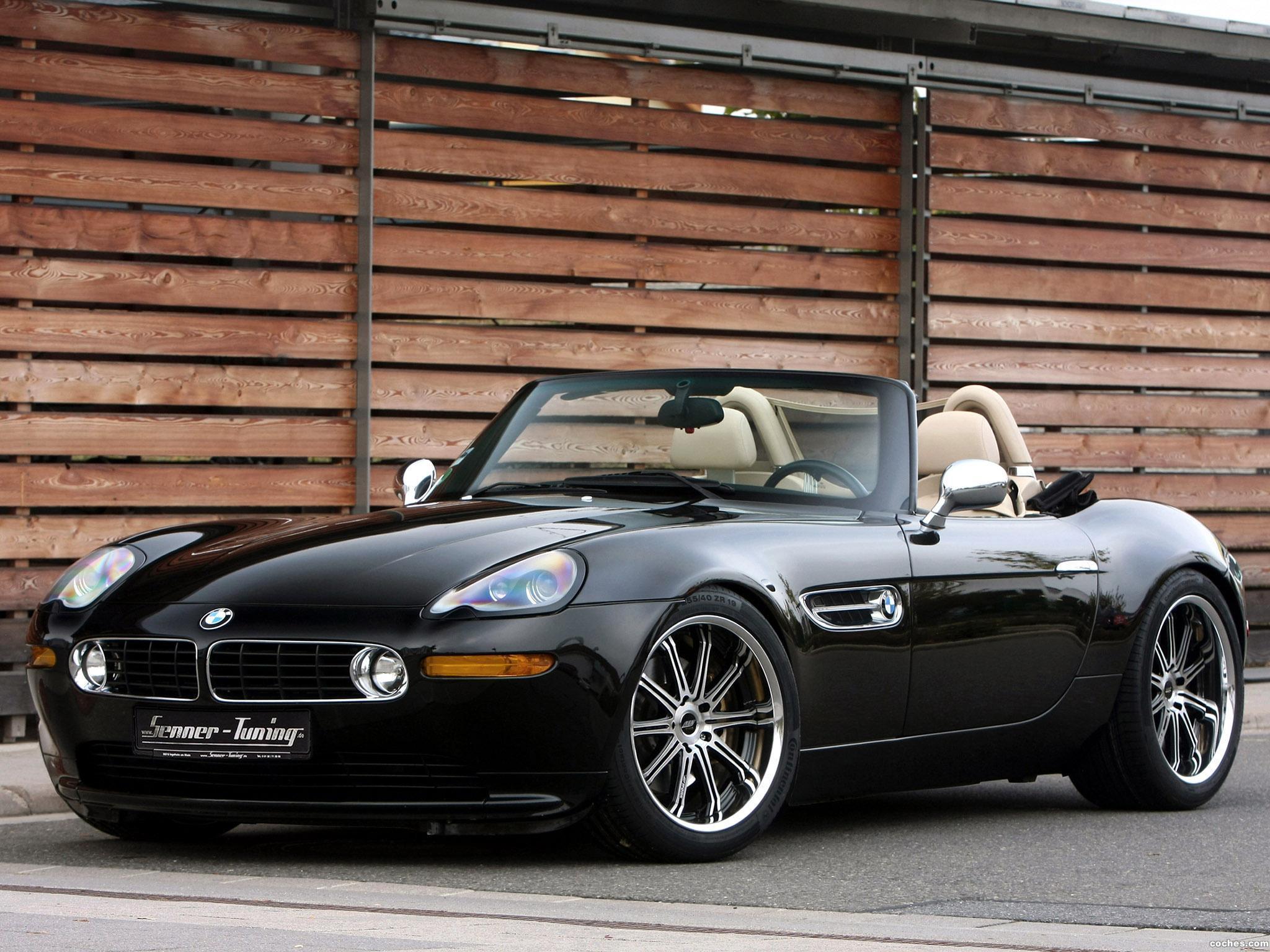 Foto 0 de Senner BMW Z8 E52 2012