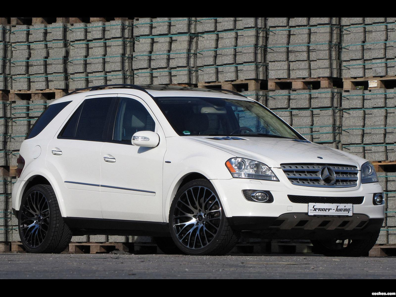 Foto 0 de Senner Mercedes ML 500 4Matic 2010