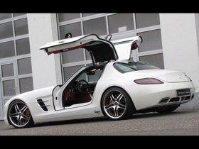 Ver foto 5 de Senner Mercedes SLS AMG 2011