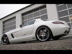 Ver foto 2 de Senner Mercedes SLS AMG 2011