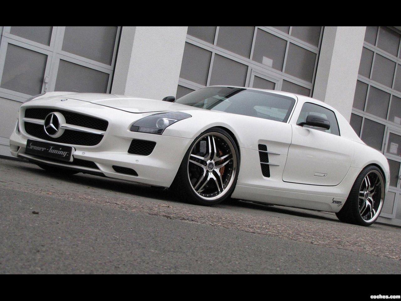 Foto 7 de Senner Mercedes SLS AMG 2011