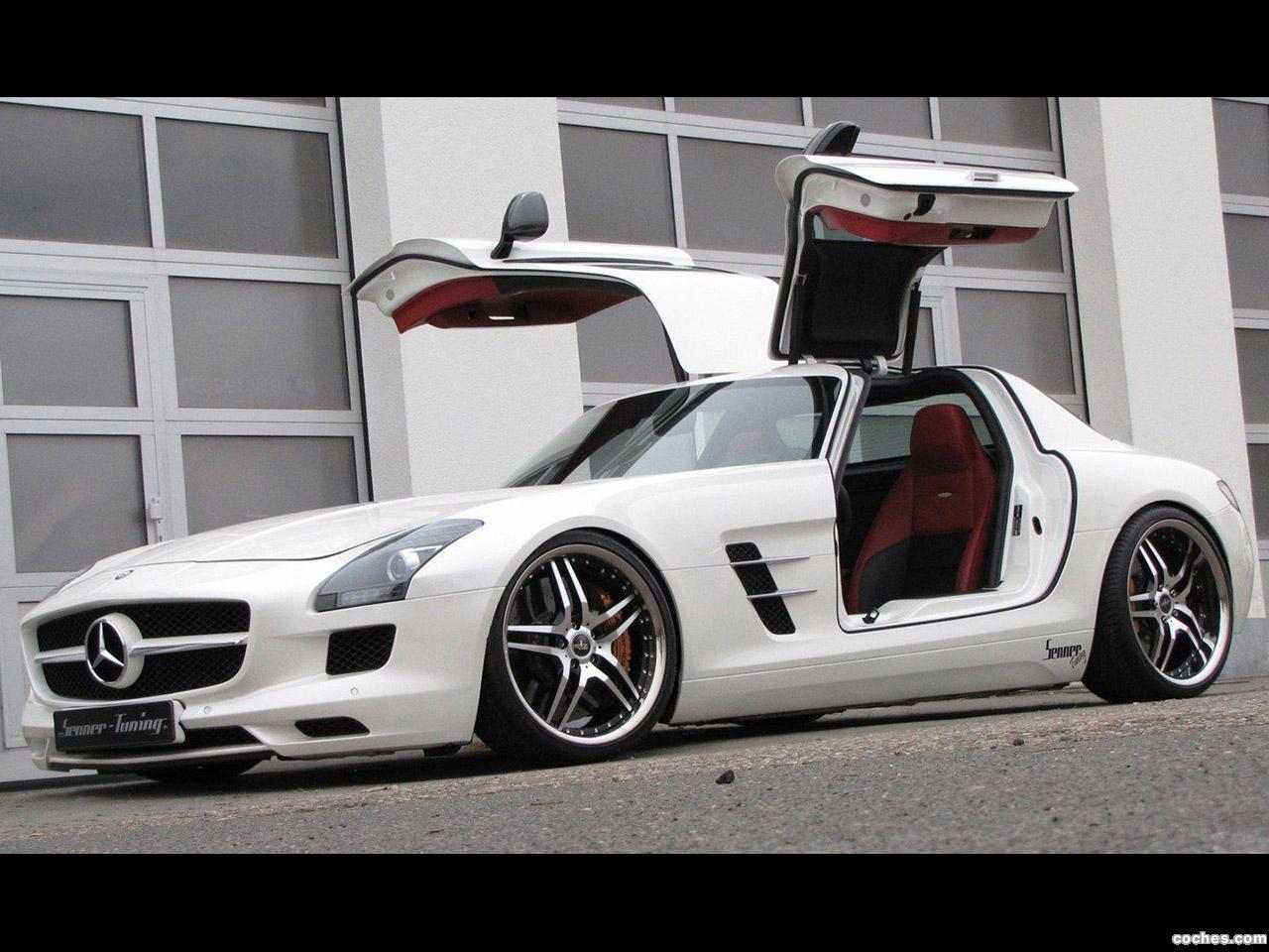 Foto 6 de Senner Mercedes SLS AMG 2011
