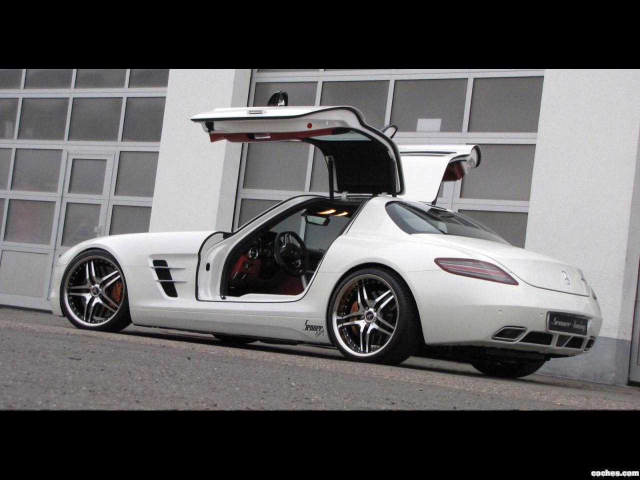 Foto 5 de Senner Mercedes SLS AMG 2011