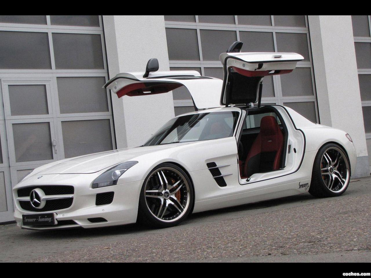 Foto 0 de Senner Mercedes SLS AMG 2011