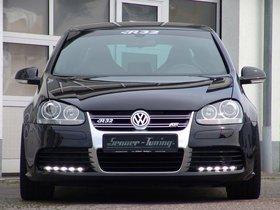 Ver foto 3 de Volkswagen Golf R32 Senner Carbon Racer 2008