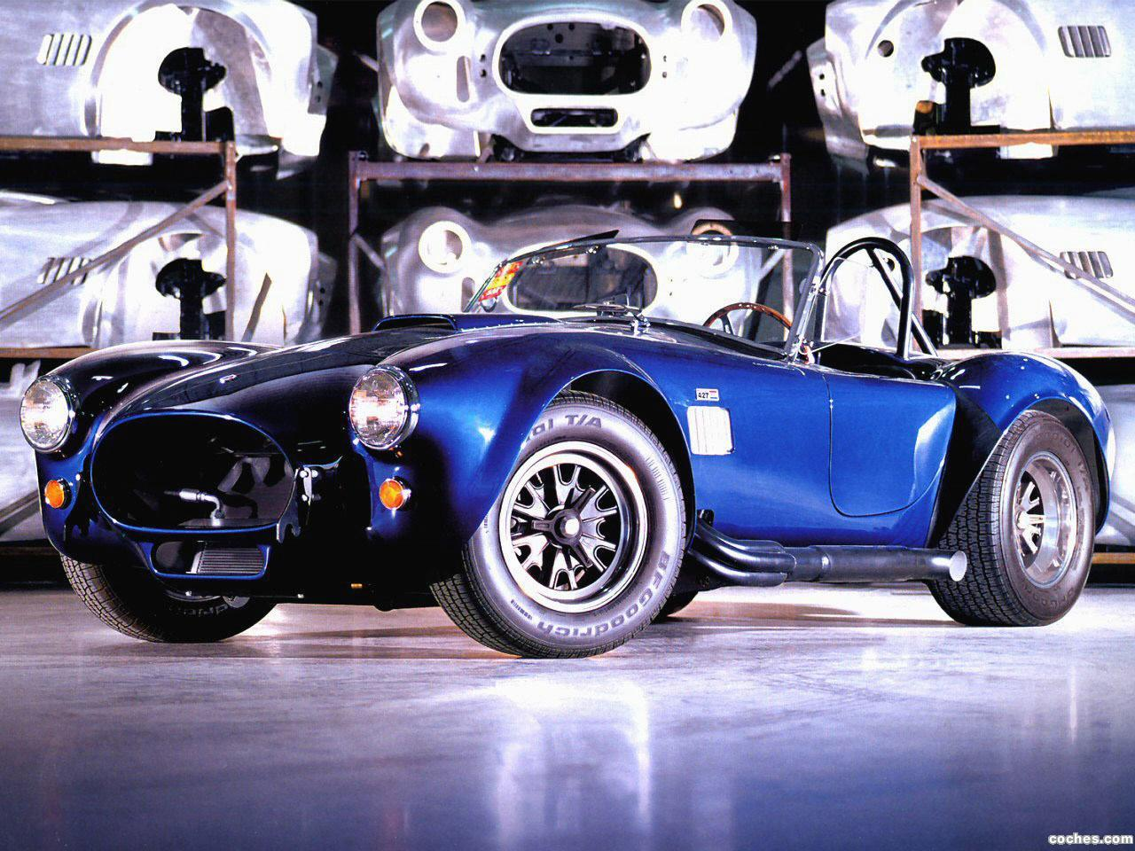 Foto 12 de Shelby Cobra 427 1966