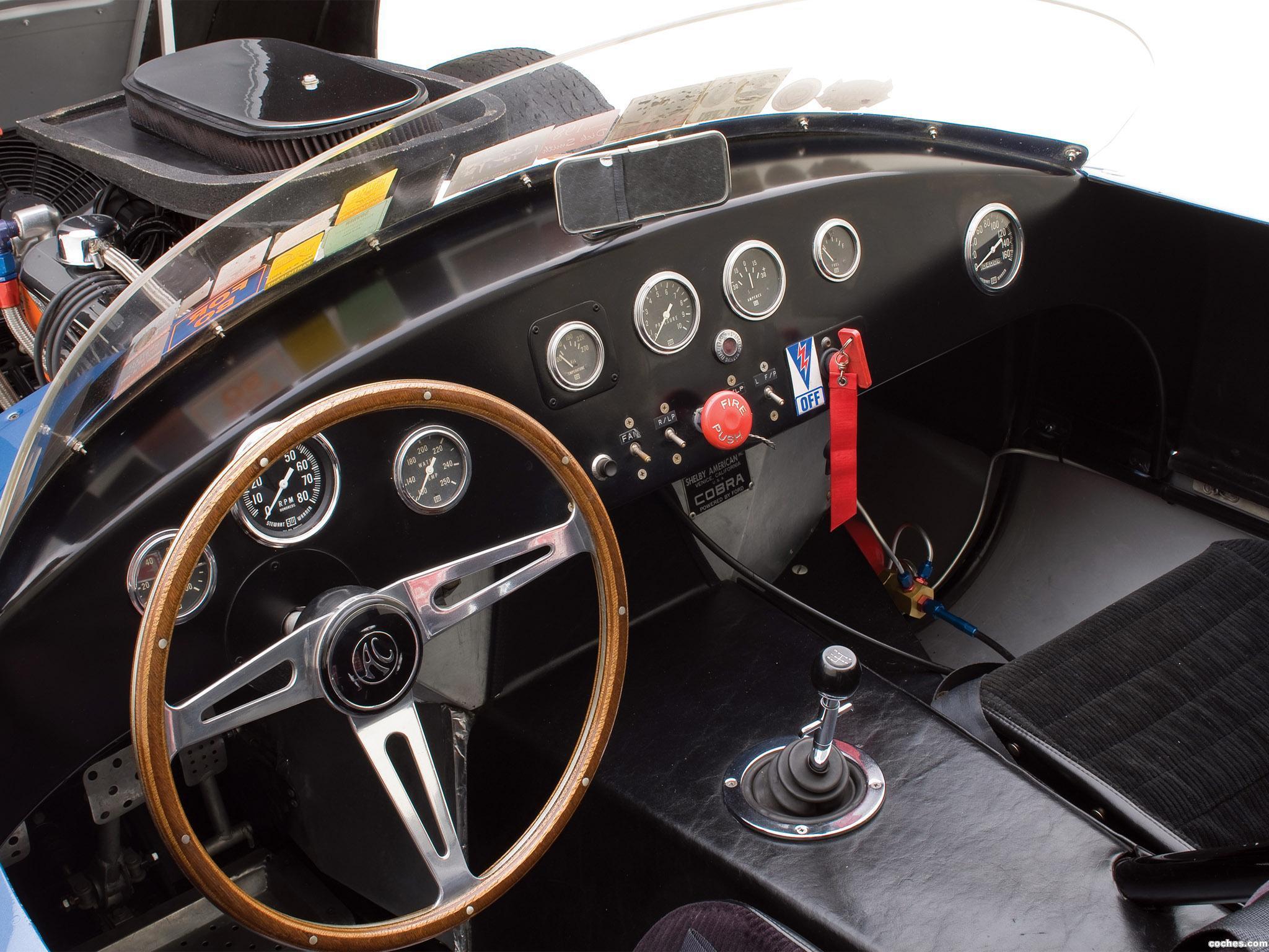 Foto 12 de Shelby Cobra 427 Flip Top Prototype 1964