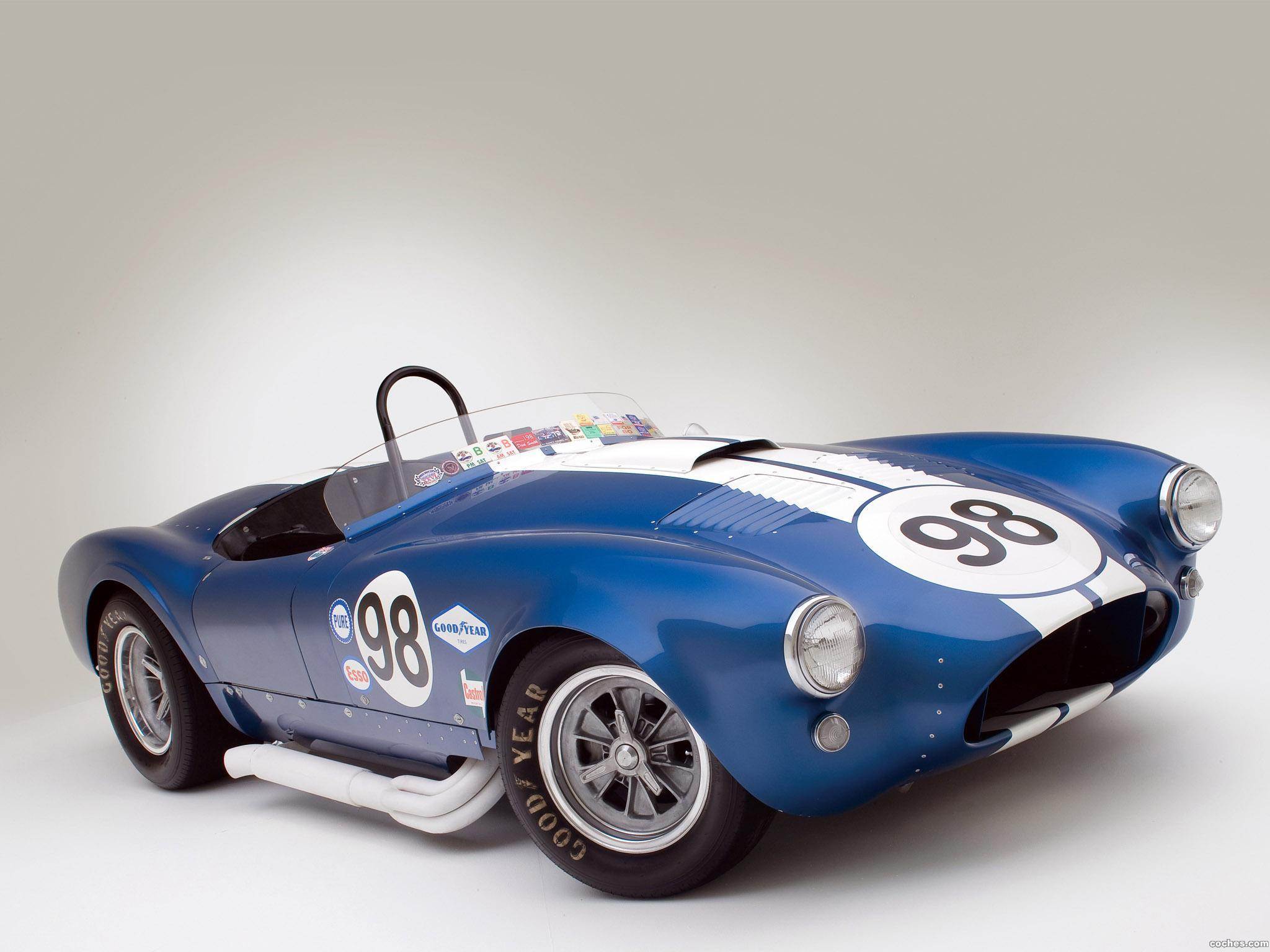 Foto 0 de Shelby Cobra 427 Flip Top Prototype 1964