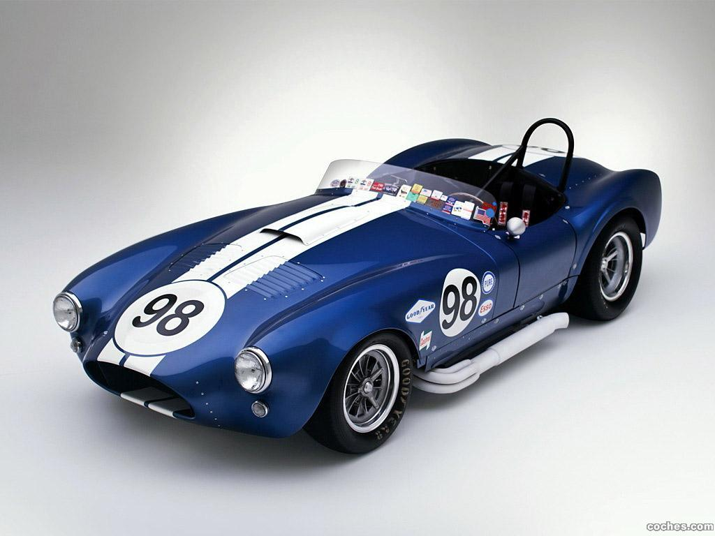 Foto 6 de Shelby Cobra 427 Flip Top Prototype 1964