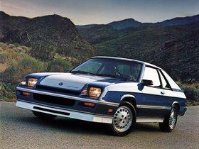 Fotos de Dodge Shelby Charger 1983