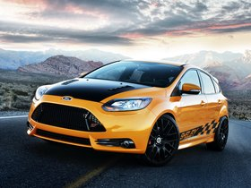 Fotos de Shelby Ford Focus ST 2013