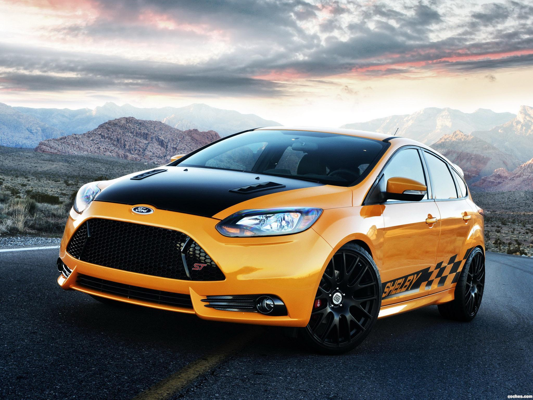 Foto 0 de Shelby Ford Focus ST 2013