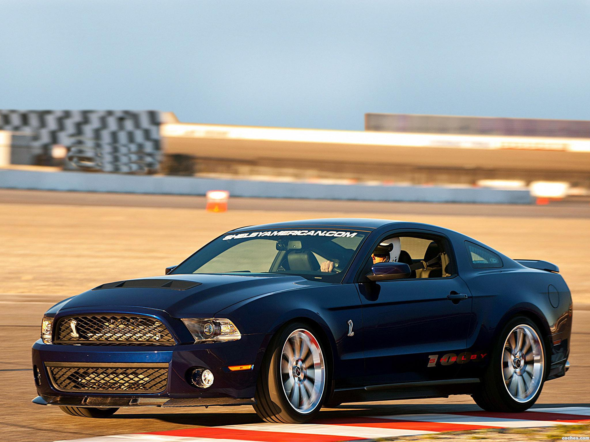 Foto 0 de Ford Shelby Mustang 1000 2012
