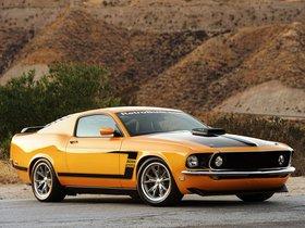 Ver foto 8 de Shelby Ford Mustang Fastback 1969 Retrobuilt 2012