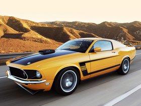 Ver foto 2 de Shelby Ford Mustang Fastback 1969 Retrobuilt 2012