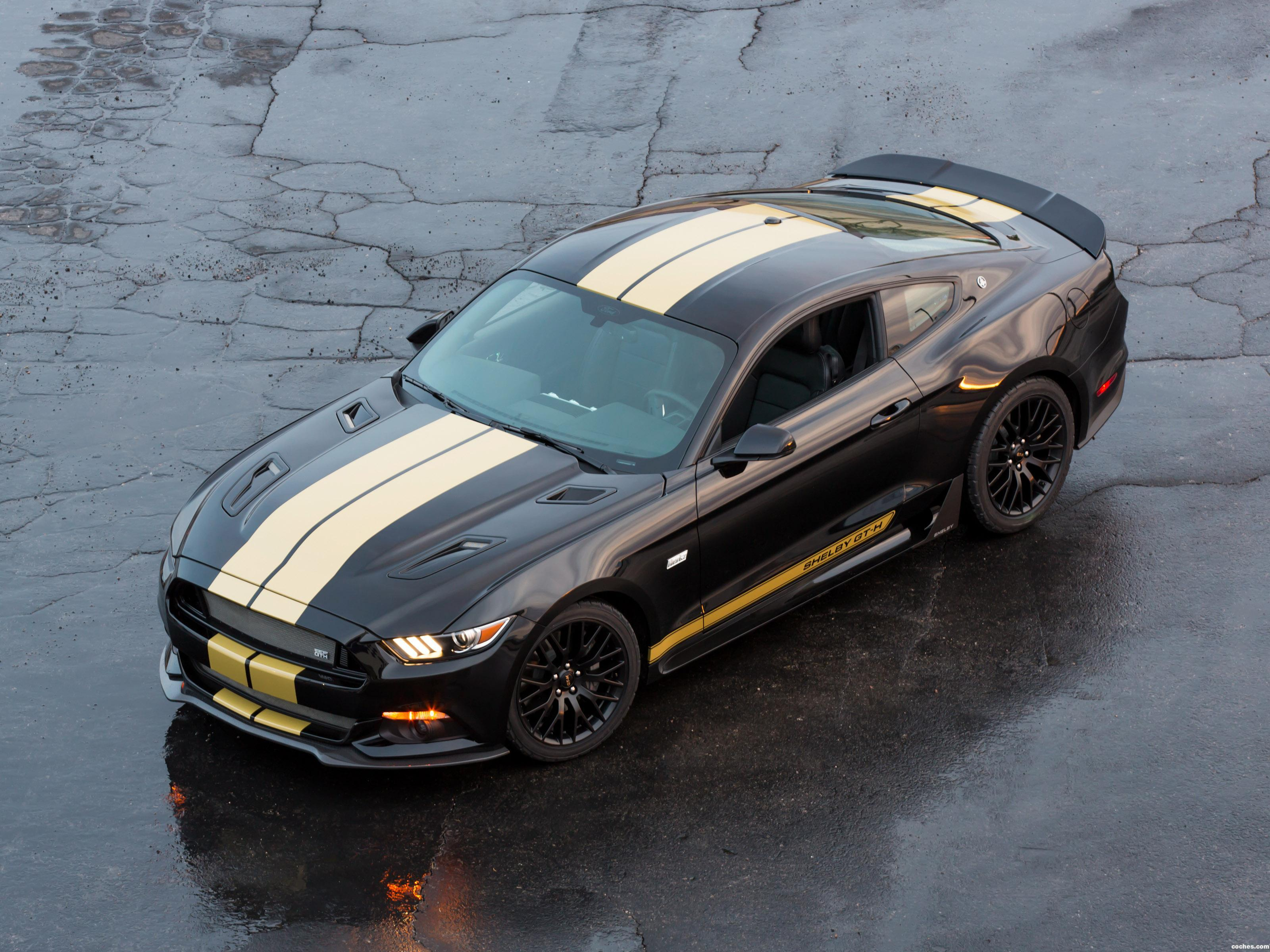 Foto 0 de Shelby Ford Mustang GT-H 2016