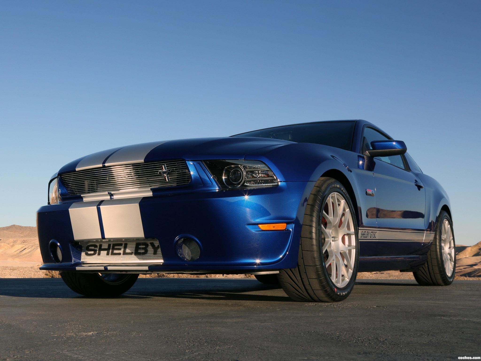 Foto 0 de Ford Shelby Mustang GT S-C 2014
