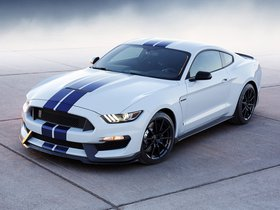 Fotos de Shelby Ford Mustang GT350 2015