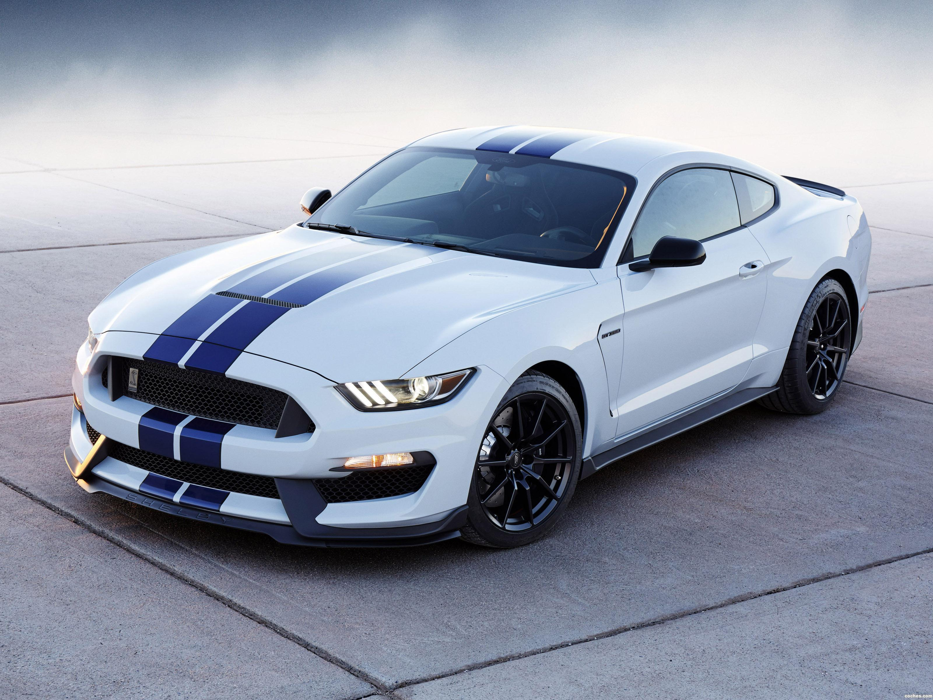 Foto 0 de Shelby Ford Mustang GT350 2015