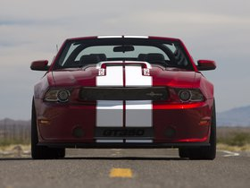 Ver foto 2 de Ford Shelby Mustang GT350 Convertible 2013