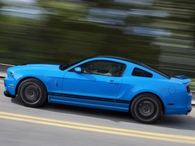 Ver foto 10 de Ford shelby Mustang GT500 2012