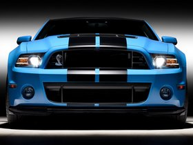 Ver foto 9 de Ford shelby Mustang GT500 2012