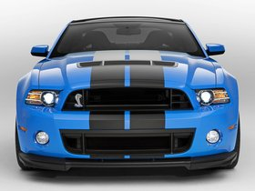Ver foto 5 de Ford shelby Mustang GT500 2012