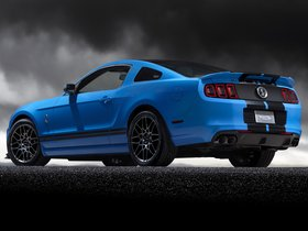 Ver foto 2 de Ford shelby Mustang GT500 2012