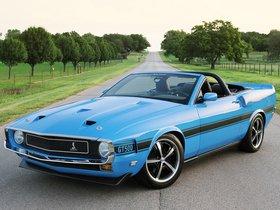Ver foto 11 de Ford Shelby Mustang GT500 CS Convertible Retrobuilt 2012
