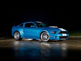 Fotos de Ford shelby Mustang GT500 Cobra 2013