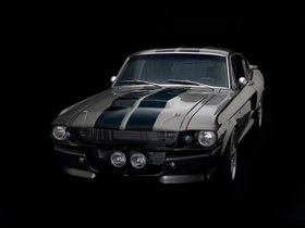 Ver foto 7 de Ford Shelby GT500 Eleanor 1967