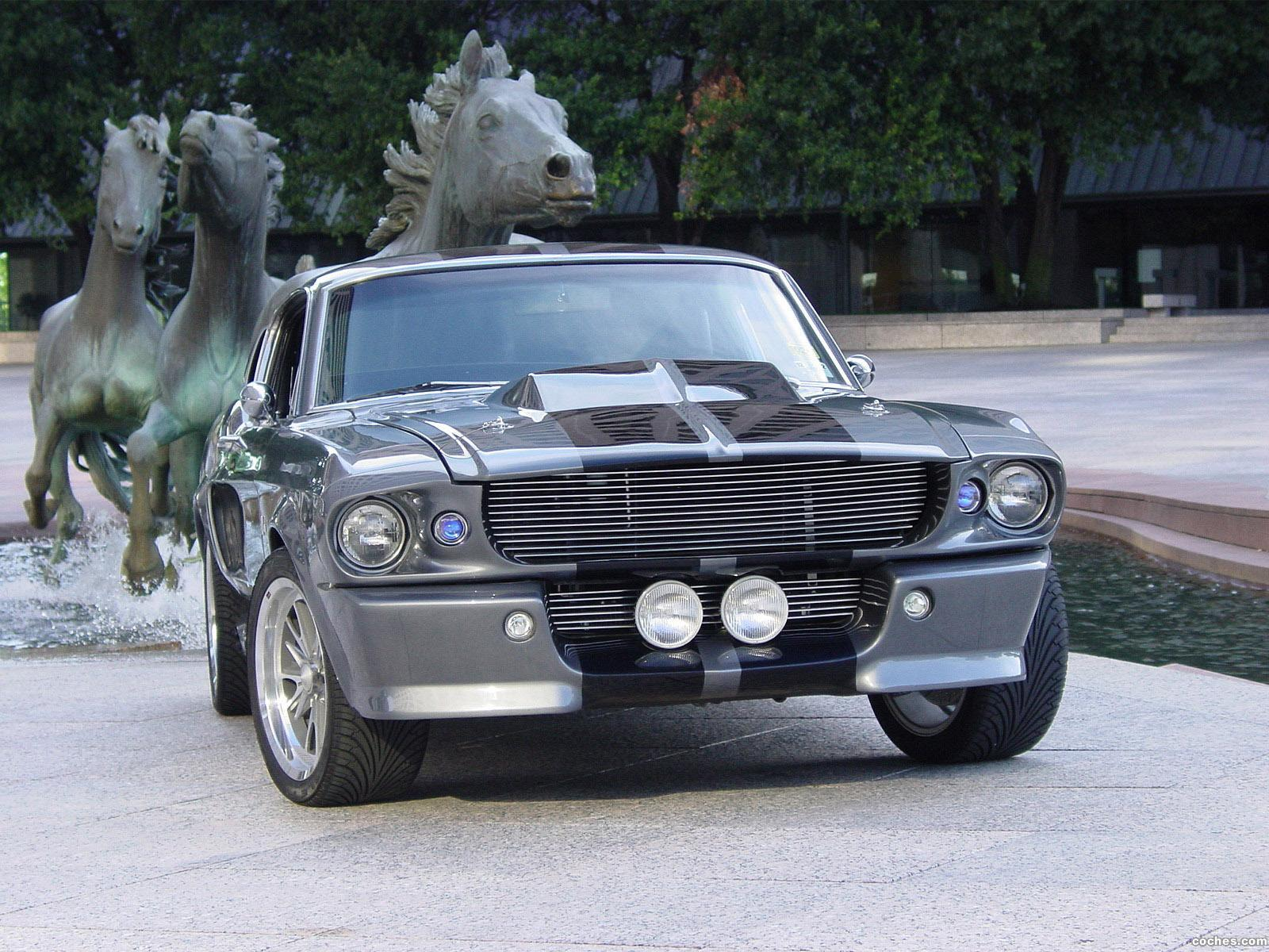 Foto 3 de Ford Shelby GT500 Eleanor 1967